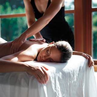 Enhance your vacation with a massage